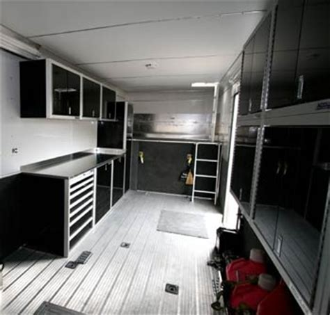 Race Trailer Cabinets by 17 Best Images About Race Trailer Ideas On