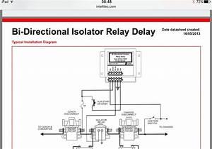 55 New Battery Isolator Relay Wiring Diagram