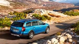 Dacia Logan Mcv Stepway  Nuevo Familiar Con Toques De Suv