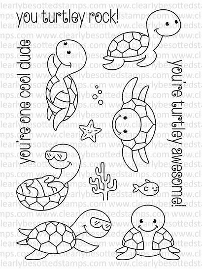 Stamps Clear Cool Dude Stamp Digital Drawings