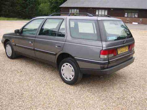 peugeot diesel estate cars for sale peugeot 1996 405 lx estate 1 9 turbo diesel car for sale