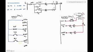Plc Tutorial  Twidosuite   5  Fwd Rev Open Loop Control