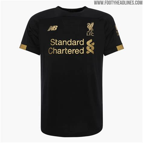 liverpool goalkeeper kit released footy headlines