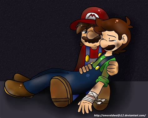 at comfort luigi by mariobrosyaoifan12 on deviantart