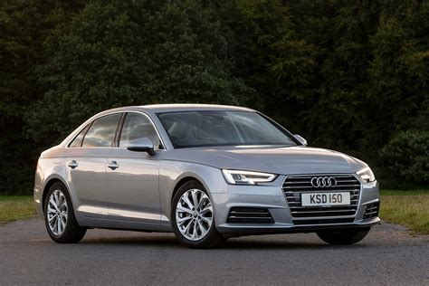 Audi A4 Ultra Review by Audi A4 2 0 Tdi 150 Ultra Se Review 2015 Drive