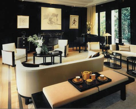 how to choose art deco furniture for your interior house