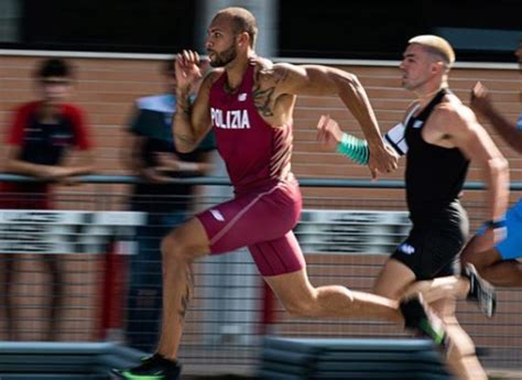 atletica marcell jacobs nuovo test sui   turku