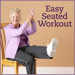 tips class online seated flexibility cardio strength workout diabetic