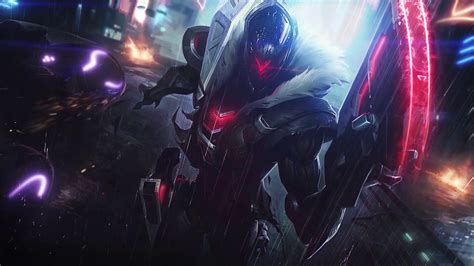 Jhin Animated Wallpaper - jhin project league of legends wallpaper engine