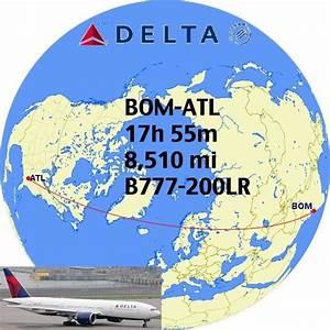 Top 12: Longest Non-Stop Delta Flights in the World