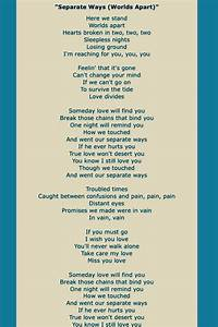 Journey | Song Lyrics Four | Pinterest