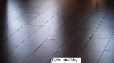 pergo flooring joints engineered wood flooring inspection raised wood end joints