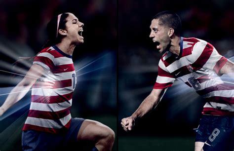 nike soccer unveils    national soccer team kits