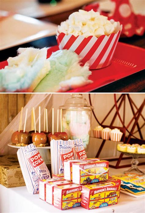 Step Right Up Our Favorite Circus Party Ideas