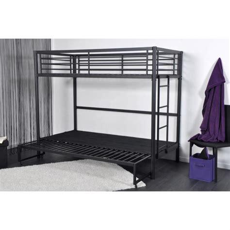 lit superpos avec canap lit mezzanine 2 places avec canap attractive lit