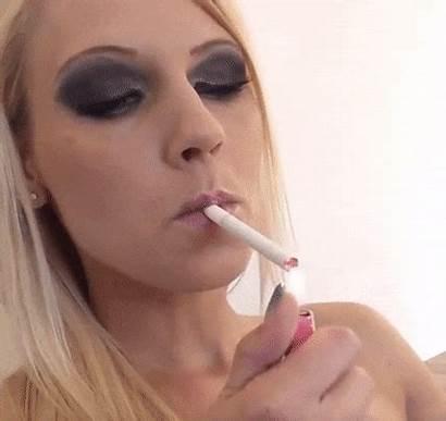 Rauchende Smoking Gifs Frauen Geschlecht Von Auf