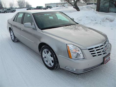 cadillac dts overview cargurus