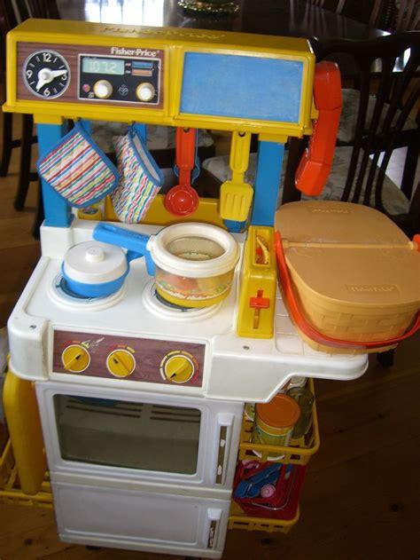 fisher price play kitchen  play kitchen