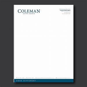 19 professional business letterhead designs for a business With custom letter design
