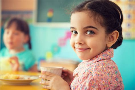 School Breakfasts Support Healthy Weight, Study Shows