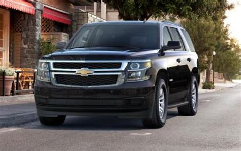 The New 2016 Chevy Tahoe For Lease Or Sale With Ewald
