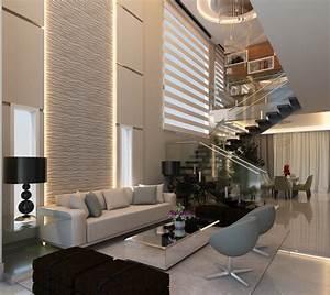 Projeto Decora U00e7 U00e3o Design Interior Casa Sobrado Alto Padr U00e3o