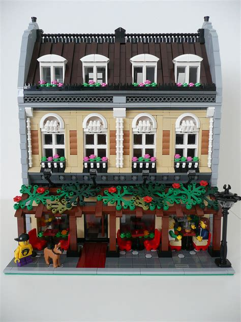 MOC: Modular Coffee bar   LEGO Town   Eurobricks Forums