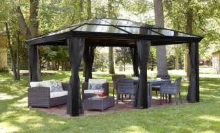 Costco Dining Room Sets 34 Metal Gazebo Ideas To Enhance Your Yard And Garden With Style