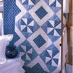 Blue Breeze Quilt Pattern
