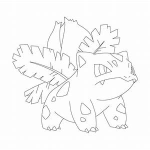 Ivysaur Coloring Pages Coloring Pages