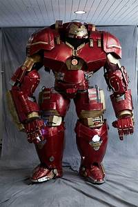 This, Hulkbuster, Costume, Is, The, Most, Realistic, Cosplay, Of, All, Time