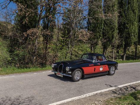 Raduno Bugatti Club Italia Alla Corte Del Saracino