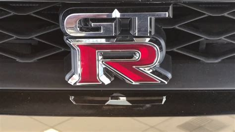 2017, Nissan, Gtr, Logo, Japanese Made, Street Race Car