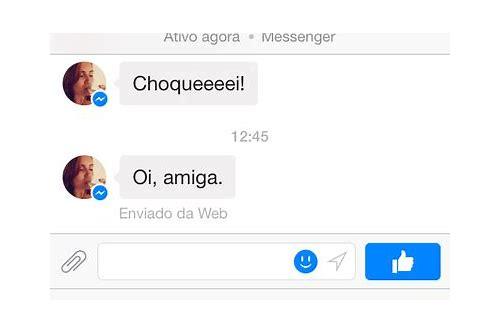 facebook messenger chat baixar para celular java