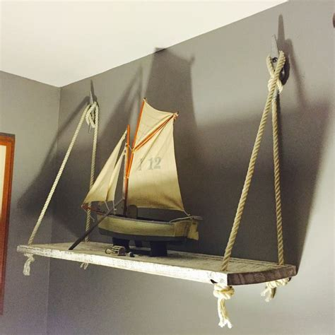 Boat Wall Shelf by Best 25 Boat Shelf Ideas On Boat Bookcase