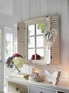 Decoration Murale Miroir : d coration murale romantique c urs d coratifs 2 pi ces ~ Teatrodelosmanantiales.com Idées de Décoration