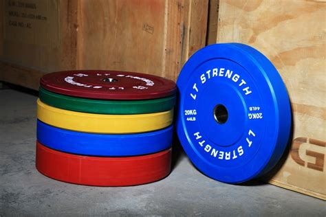 colored weight plates fitwhilehome