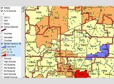 Frisco Texas Zip Code Map My blog