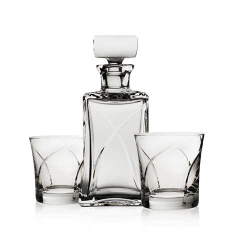 Steuben Barware by Steuben Whisper Whiskey Set Corning Museum Of Glass