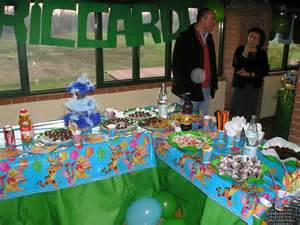 Pavia feste di compleanno a tema baby parking