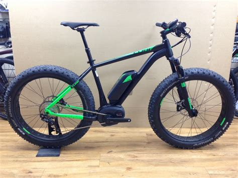 e bike mountainbike cube cube nutrail hybrid 500 2016 electric bike