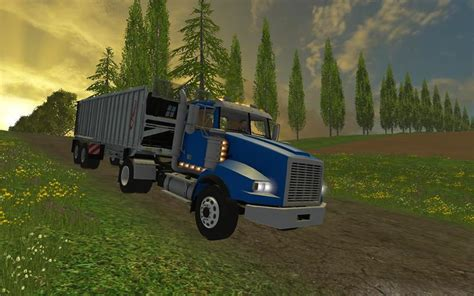 lizard truck pack  fs farming simulator   mod