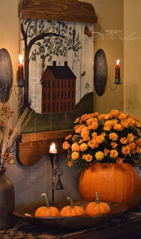 Primitive Decorating Ideas For Fall by 314 Best Images About Primitive Decorating On