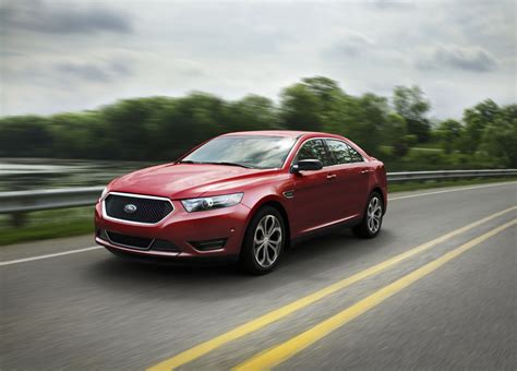 future ford taurus blue oval bye bye ford axes fiesta fusion focus taurus