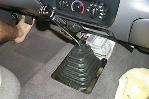 How To  Hurst Shifter Install - Ranger-forums