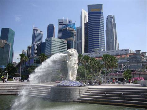 Singapore Architecture Buildings Towers Architect