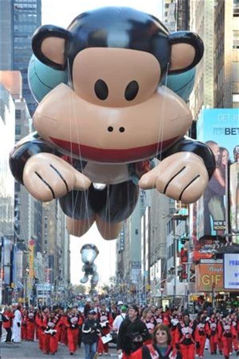 julius  sock monkey macys thanksgiving day parade