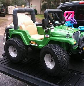 Power Wheels Gets A Dose Of Awesome Ezb  Makeover   Motor
