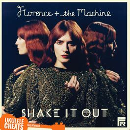 florence   machine shake   ukulele chords