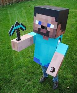 Minecraft Inspired Costume